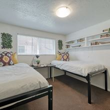 Custom Student Beds in Shared Rooms