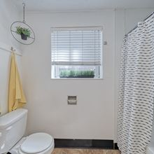 Large Full Bathroom with Window
