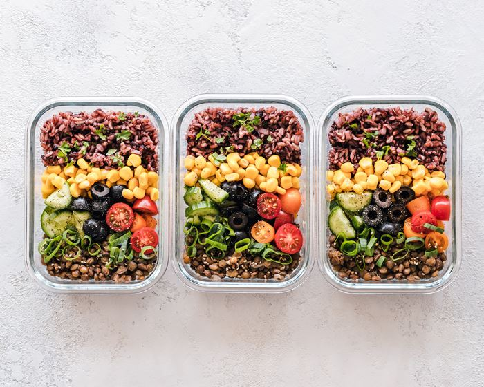 Meal Prep Basics For College